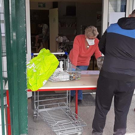 Le centre de Douai Marchiennes reprend les distributions alimentaires