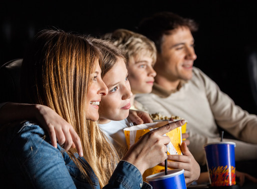 Magical Movies Under The Stars!