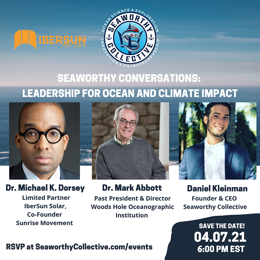 Seaworthy Conversations: Leadership for Ocean and Climate Impact