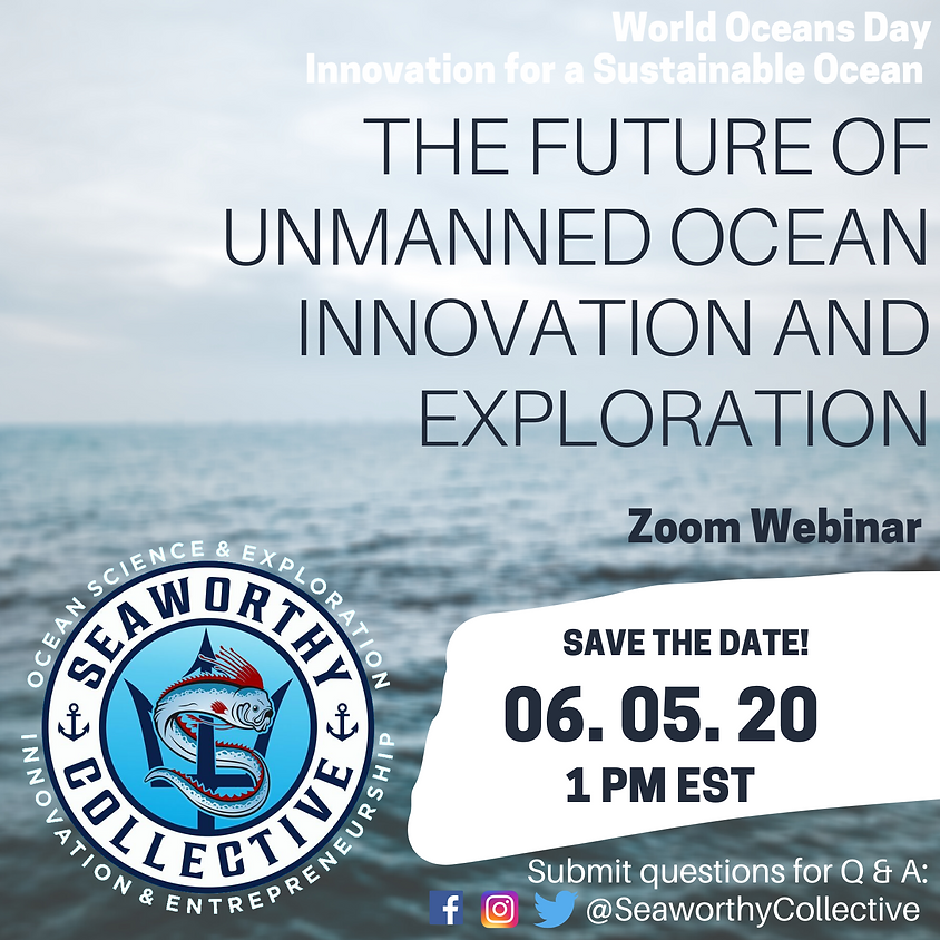 The Future of Unmanned Ocean Innovation & Exploration