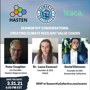Seaworthy Conversations: Creating Climate Resilient Value Chains