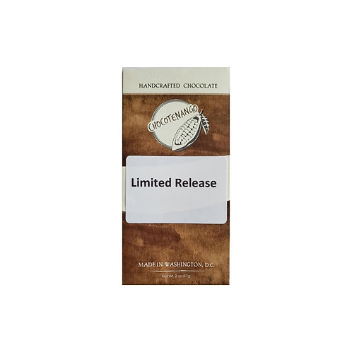 Limited Release - 73% Dark Chocolate with Roasted Nibs