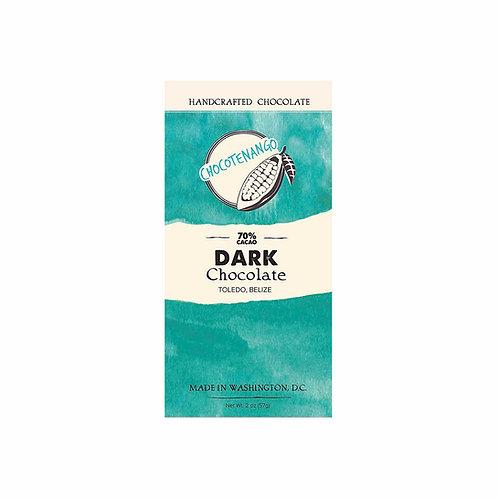 70% Dark Chocolate from Belize