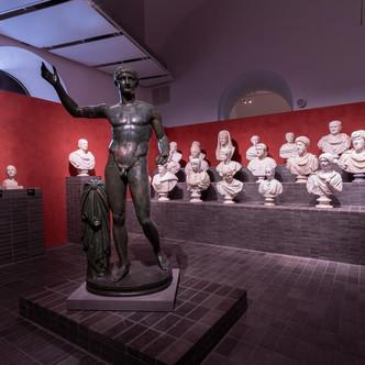 La Collection Torlonia exposée à Rome au Palazzo Caffarelli al Campidoglio