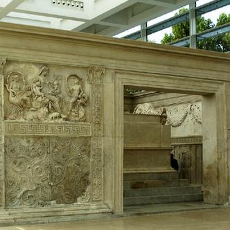 """L'Ara Pacis : un monument vecteur de """"l'idéologie augustéenne"""" ?"""