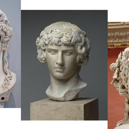 Les Portraits d'Antinoüs