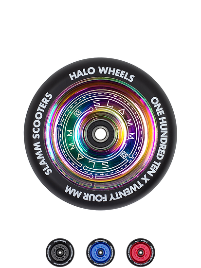 110mm Halo Deep Dish Alloy Core