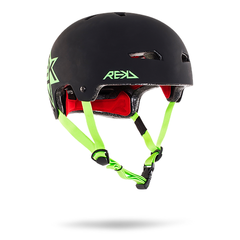 R160BlackGreen_HelmetProductOverview.png