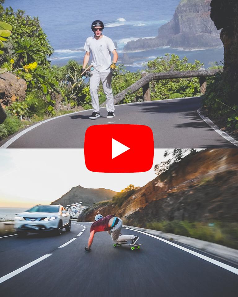 Video - Mirko Paoloni & Simon Lechner In Tenerife