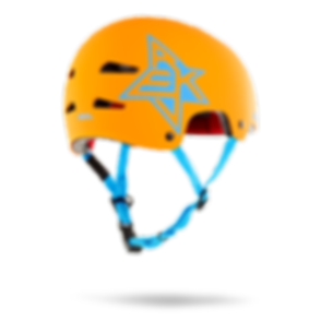 R160OrangeRear_HelmetProductOverview.png