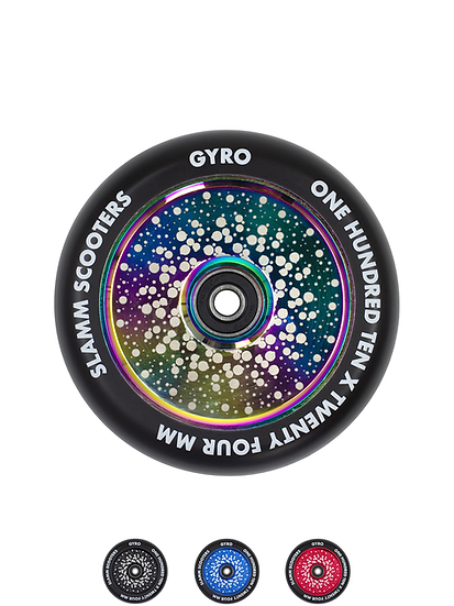 110mm Gyro Hollow Core Wheels