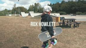 Skate Hut X Roxana Howlett