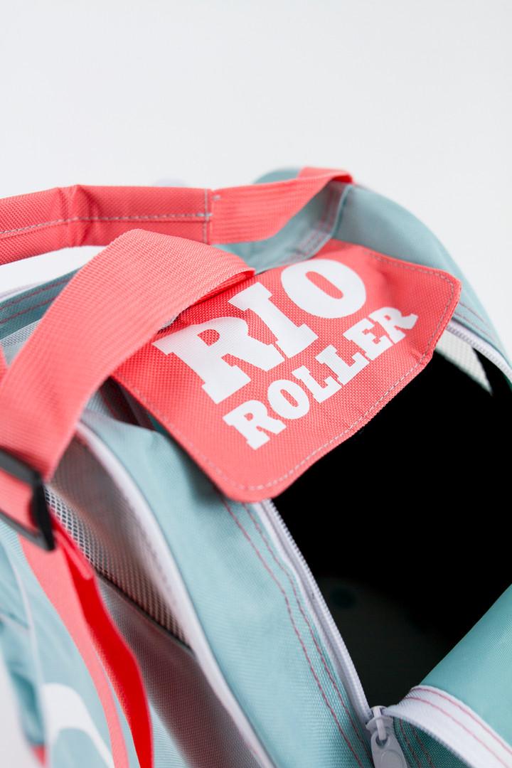 RIO511 Rio Roller Script Bag Teal 1.jpg