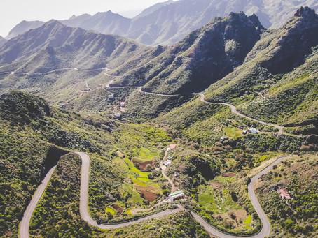 REKD Ultralite In-Mold Helmet | Mirko Paoloni and Simon Lechner Longboarding in Tenerife