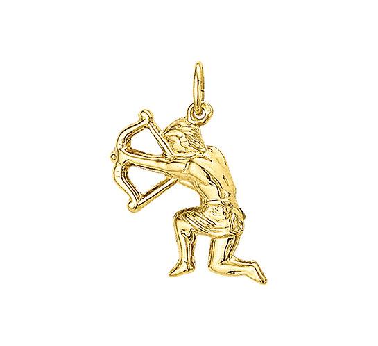 Gouden Sterrenbeeldhanger Boogschutter