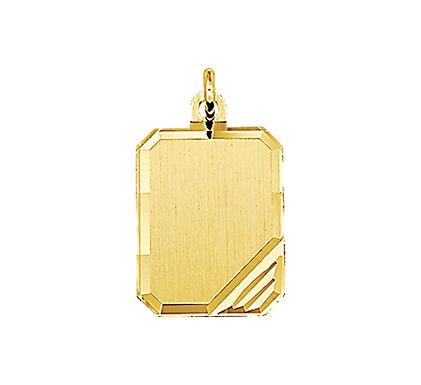 Gouden Graveerplaat