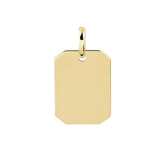 Gouden Graveerplaatje
