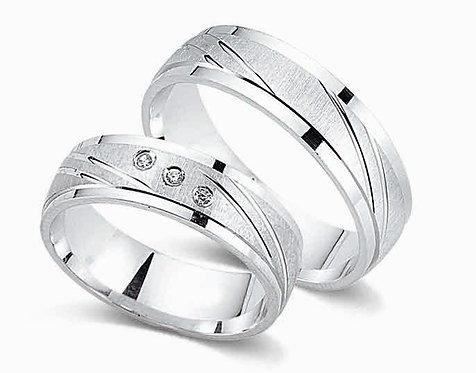 Zilver CRGS0300 Zirkonia