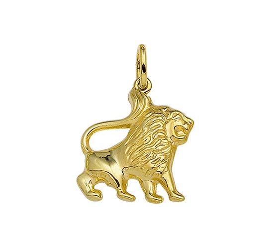 Gouden Sterrenbeeldhanger Leeuw