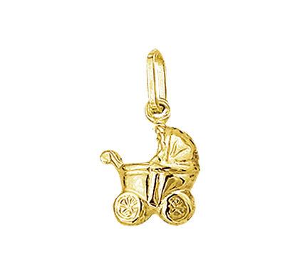 Gouden Kinderwagen
