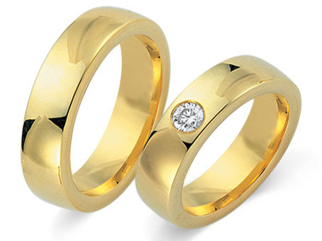FGS 84650 18 karaat diamant