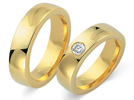 FGS 84650 14 karaat diamant