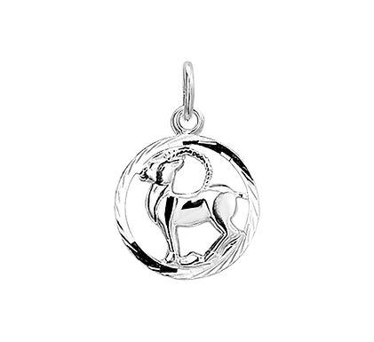 Zilveren Sterrenbeeldhanger Steenbok