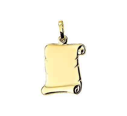 Gouden Graveerplaat perkament
