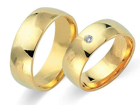 FGS 86100 14 karaat diamant