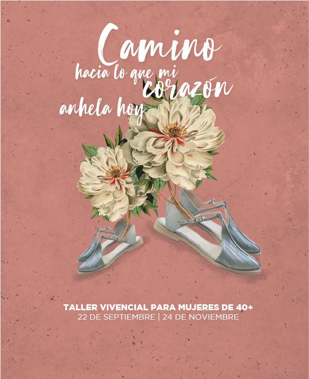 Taller Vivencial Mujeres 40+
