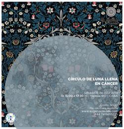Calendario Lunar Julio