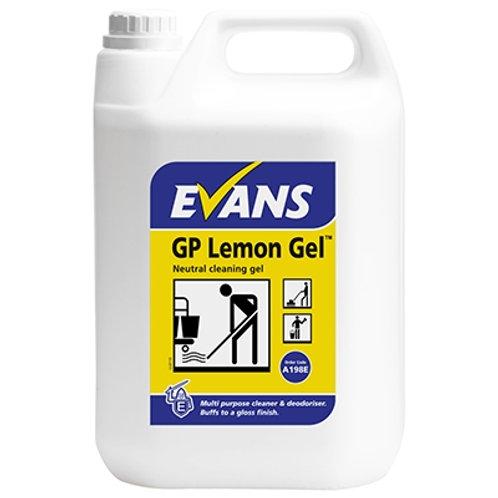 Lemon Gel