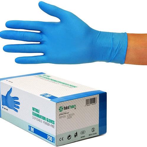 Nitrile Gloves P/F