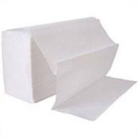 White Z-fold Hand Towels