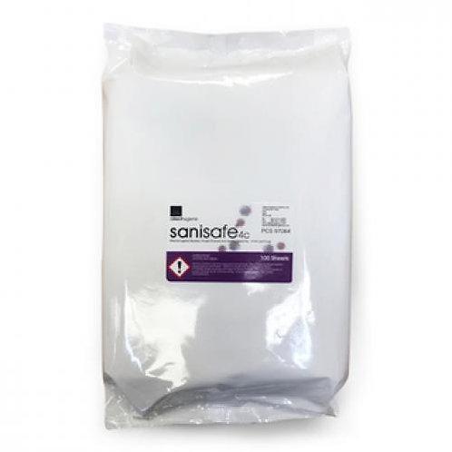Sanisafe Antibacterial & Antiviral Wipes