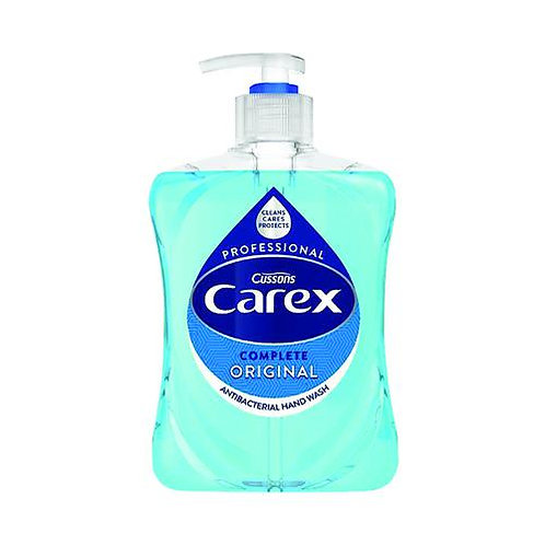 Carex hand soap