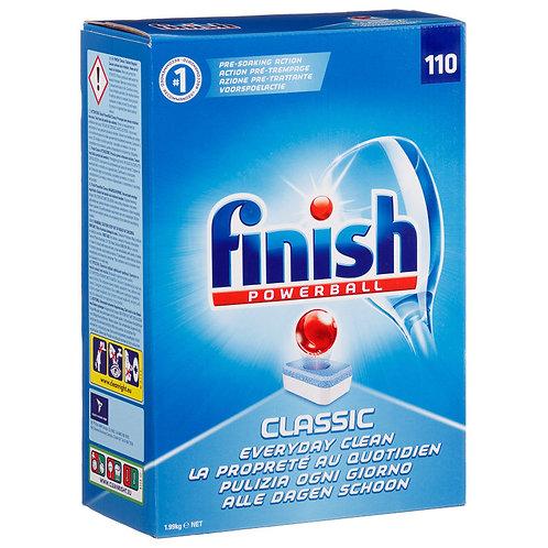 Finish dishwasher tablets