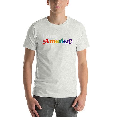 """I am America"" Unisex T-Shirt"