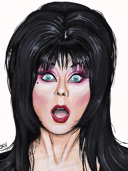 """""""Elvira"""" by Jordan Valdez"""