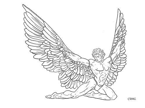 """Icarus"" by Ryan Crane"