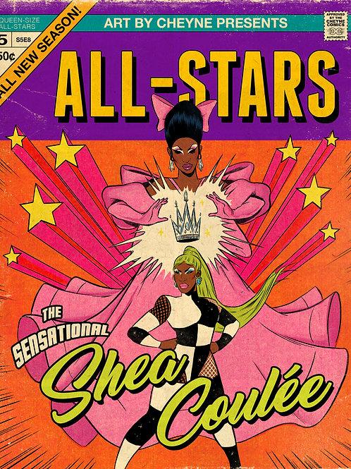 """""""All Stars 5"""" by Cheyne Gallarde"""