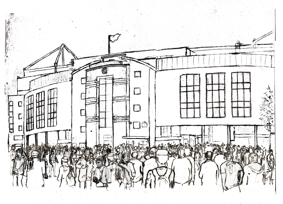 stamford bridge sketch