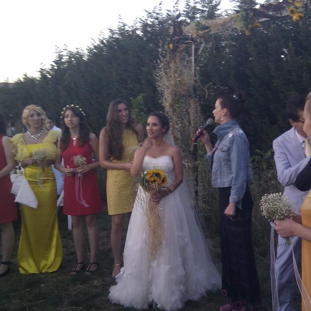 Kır Düğünü  İstanbul Anadolu CH Ciftligi