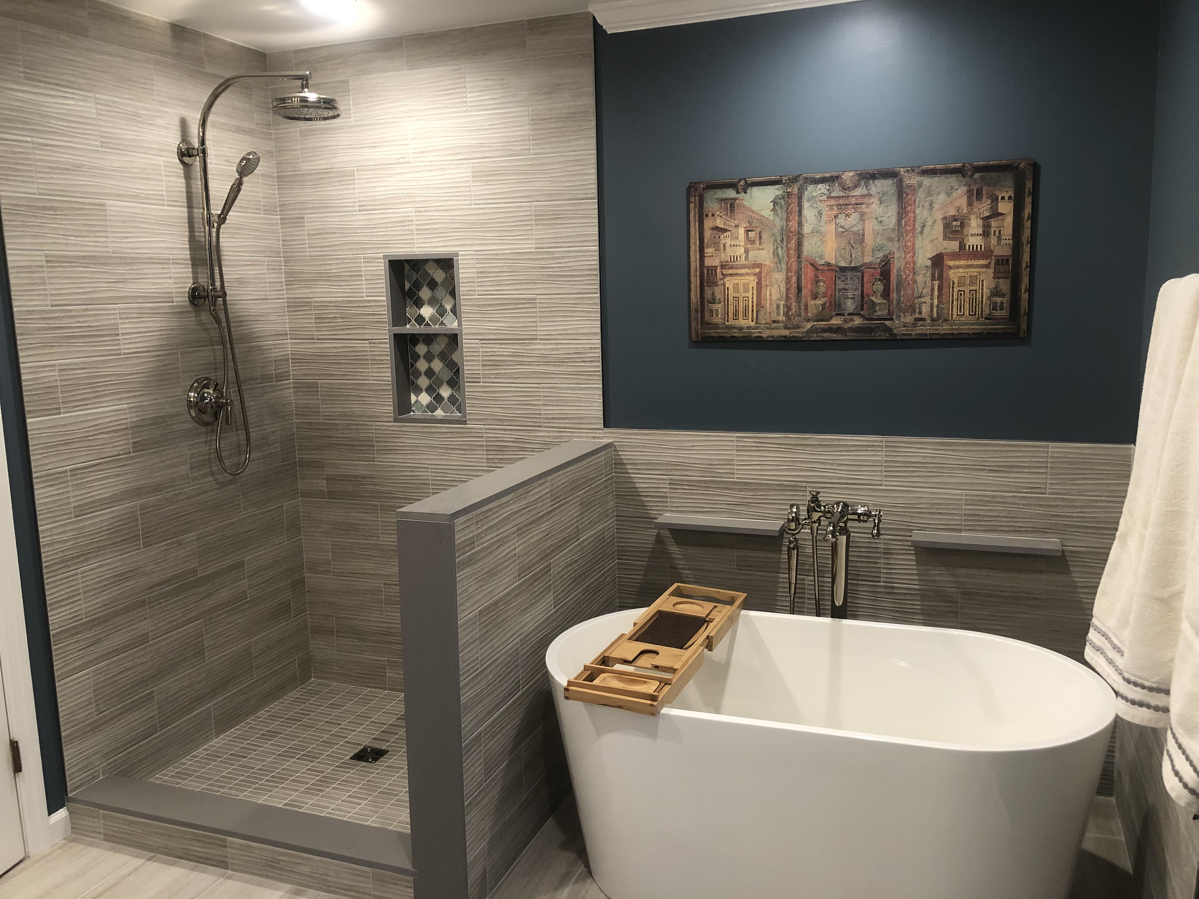 Bathroom - Spa Like