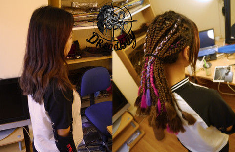 DreadBay - Dreadlocks and Braids in Sheffield!