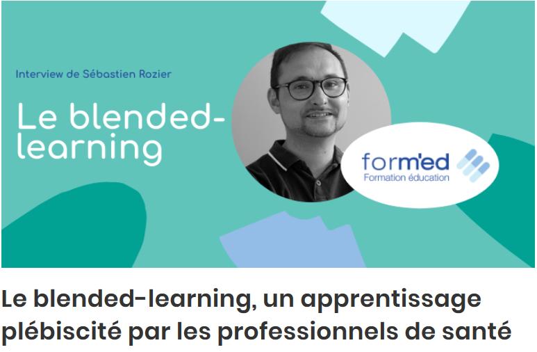 capture d'écran du blog maformationmedicale.fr