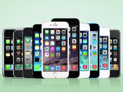 All Model iPhones
