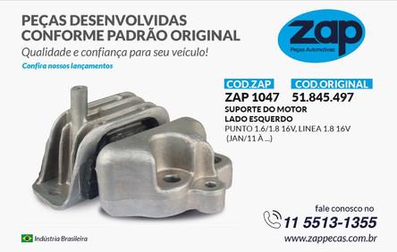 Lançamento ZAP 1047