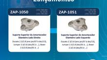 Lançamento Outubro – ZAP 1050 e ZAP 1051