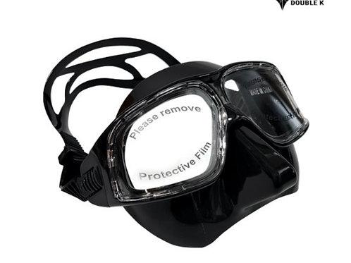 Double K Jaguar Mask Black